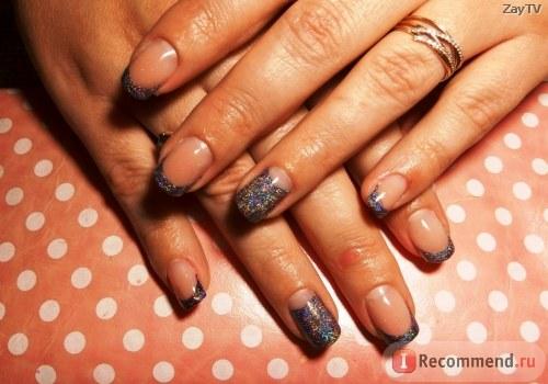Гель для наращивания ногтей Royal  COVER NATURALE камуфляж нежно-бежевый фото