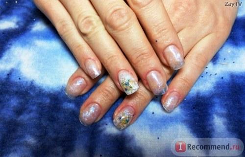 Гель для наращивания ногтей Royal SUPER CLEAR моделирующий прозрачный средней вязкости фото