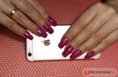 Гель для наращивания ногтей Royal DEEP CLEAR густой скульптурный прозрачный гель фото