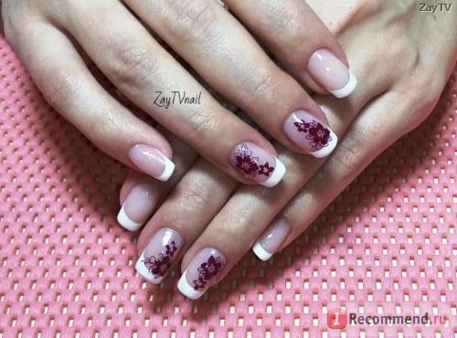 Гель для наращивания ногтей Royal SELLER GEL фото
